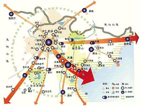 加快融入京津冀协同发展大格局 多产业规划升级